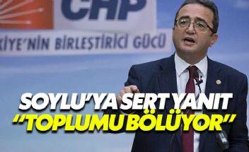 Süleyman Soylu ile CHP arasındaki kriz büyüyor