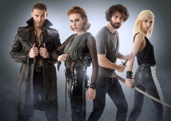 Türkiye'nin ilk vampir dizisi Yaşamayanlar için fragman yayınlandı