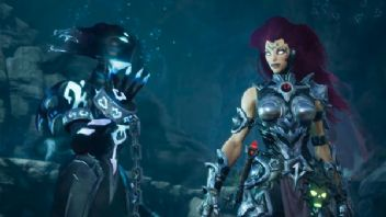 Darksiders III 3 Boss dövüşü yayınlandı