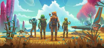 No Man's Sky için multiplayer ve Third-Person güncellemesi gerekiyor