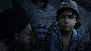 The Walking Dead The Final Season için ilk 15 dakika yayınlandı