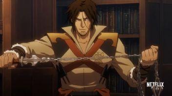 Castlevania animasoyun için ikinci 2.sezon fragmanı yayınlandı