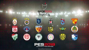PES 2019'da Türkiye ligi olacak mı?