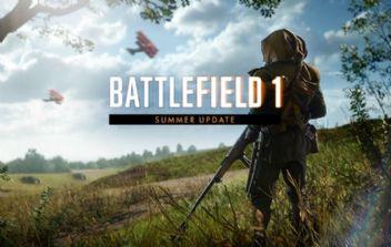 Battlefield 1 için yaz güncellemesi yayınlandı