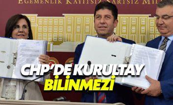 CHP yönetiminden imza açıklaması geldi