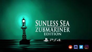 Sunless Sea: Zubmariner Edition PS4 için duyuruldu