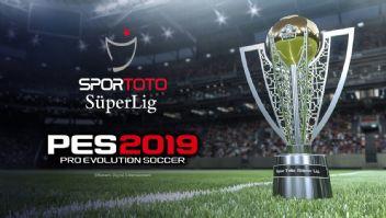 PES 2019 Türkiye Süper Lig fragmanı yayınlandı
