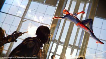 PlayStation 4'e özel geliştirilen Spider-Man için yeni görüntüler yayınlandı