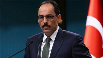 Cumhurbaşkanlığı sözcüsü Kalın'dan, 'Dolar' açıklaması