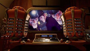 We Happy Few: Uncle Jack Live VR PlayStation VR için ücretsiz