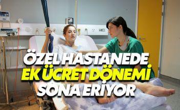 Özel hastanede doğum yapmak isteyenden ek ücret alınmayacak