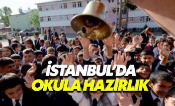İstanbul'da yeni eğitim ve öğretim yılı yarın başlıyor