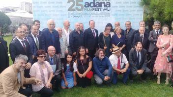 Adana 25. yıl film festivaline hazır