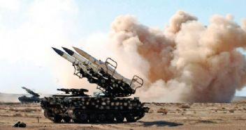 İsrail uçakları kovaladı; Suriye savunma sistemi vurdu