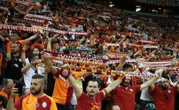Şampiyonlar Ligi'ne galibiyetle başlayan Galatasaray kasayı doldurdu