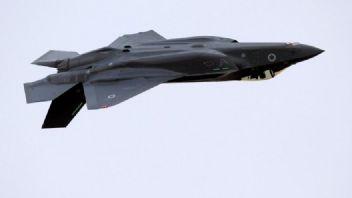 Efsane uçak F-35 düştü