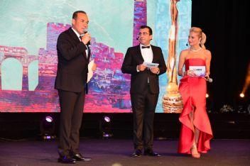 Adana Film Festivali Ödülü Sibel'e gitti