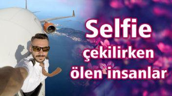 259 kişi Selfie yaparken öldü