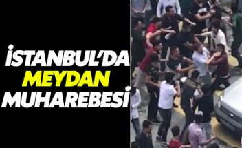 Sultangazi'de iki grup arasında kavga