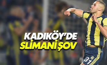 Slimani Fenerbahçe'yi ipten aldı