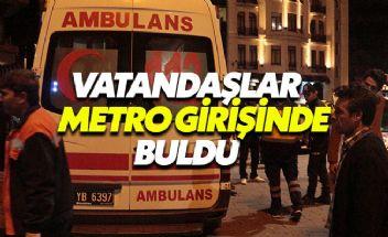 Taksim'de 21 yaşındaki gencin esrarengiz ölümü