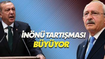 CHP, Erdoğan hakkında suç duyurusunda bulunacak