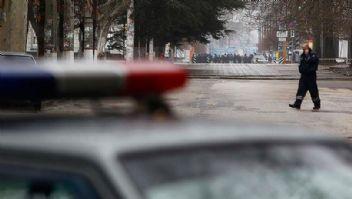 Kırım'daki patlamada terör saldırısı şüphesi