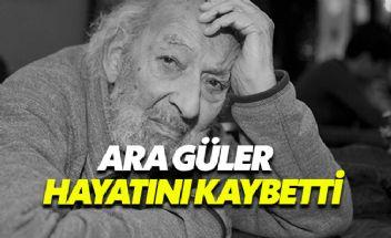 Fotoğraf sanatçısı Ara Güler hayatını kaybetti - Ara Güler kimdir aslen nereli kaç yaşında?- Ara Güler'in hayat hikayesi