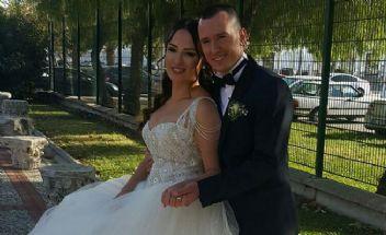 Nikahtan önce kanser olduğunu öğrendi eşinin desteğiyle savaşı kazandı