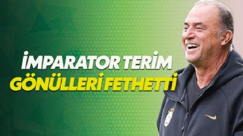 Boş mukaveleye imza atan Fatih Terim futbolculara mesaj verdi