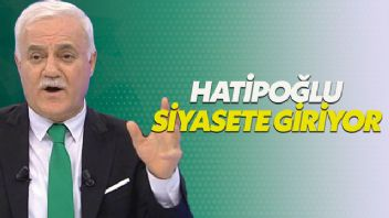 AK Parti'den Nihat Hatipoğlu sürprizi