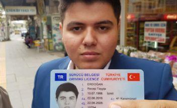 Genç Recep Tayyip Erdoğan muhtar adayı oldu