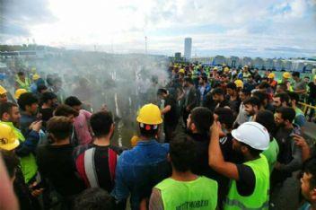 3. Havalimanı'nda maaş krizi işçiler iş bıraktı