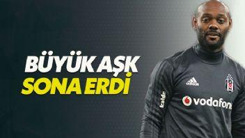 Beşiktaş'ta dikiş tutturamayan Love ülkesine dönüyor