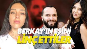 Berkay'ın eşi Özlem Şahin sosyal medyada linç yedi