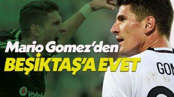 Beşiktaş Alman golcüyü yeniden getiriyor