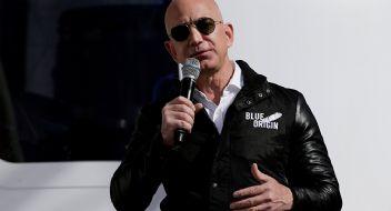 Amazon'un patronu Bezos 2 günde 19 Milyar kaybetti