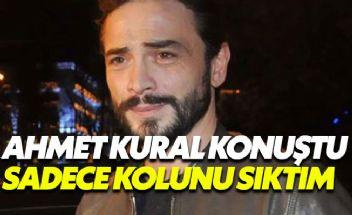 Ahmet Kural'dan Sıla'yı darp ettiği iddialarına yanıt