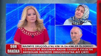 Nazmiye Oruçoğlu cinayeti çözüldü 2 kişi tutuklandı