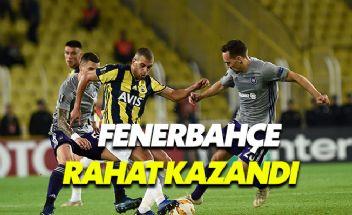 Fenerbahçe 2-0 Anderlecht MAÇ ÖZETİ ve goller izle