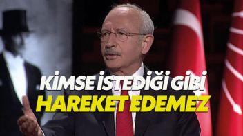 Kılıçdaroğlu: Ezan dünyanın her yerinde Arapça okunur