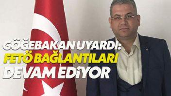 Melih Göğebakan: Türkiye'den kaçan hainlerle halen el eleler