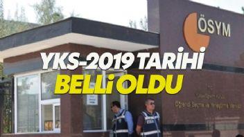 2019 YKS ne zaman? ÖSYM 2019 sınav tarihleri açıklandı