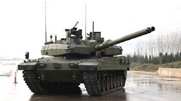 Altay tankı seri üretime geçiyor: 250 adet üretilecek