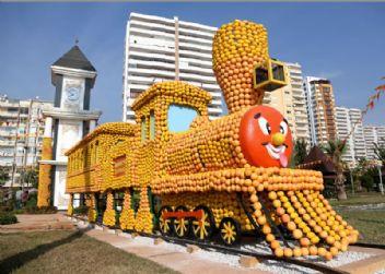 Portakal ve limon kokulu şehir narenciye festivali için gün sayıyor