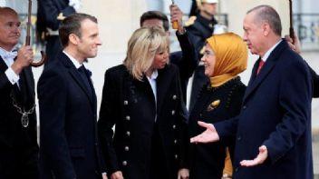 Fransız diplomatlarına Ankara sert tepki verdi!