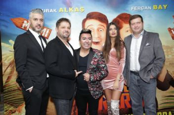 Çiftlik Bank Tosun Firarda yılın komedisi olmaya aday