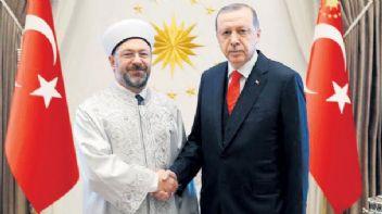 Muhalefetin istifasını istediği Ali Erbaş'a AK Parti'den destek