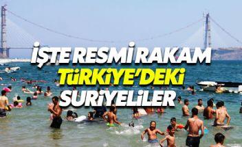 Türkiye'de ne kadar Suriyeli mülteci var? İçişleri Bakanı Soylu açıkladı