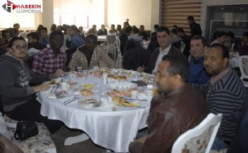 Yuder'den Misafir Öğrencilere Tanışma Kahvaltısı